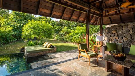 three bedroom villa four seasons resort mauritius at anahita garden pool villa four seasons resort mauritius at anahita