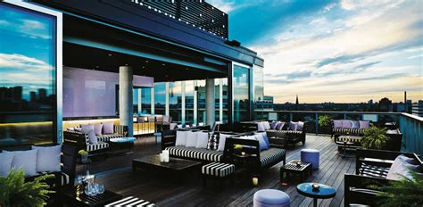 Roof Top Bars by 10 Hotel Rooftop Bars Around The World