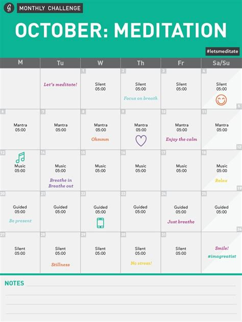 meditation challenges best 25 monthly challenge ideas on challenges