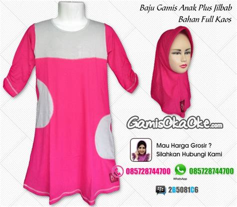 Baju Muslim Anak Oka Oke 52 best baju gamis anak oka oke bahan kaos images on fashion models models and