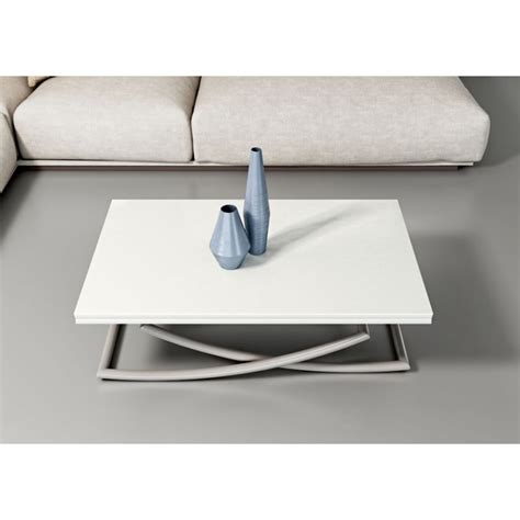 table de salon convertible table basse relevable