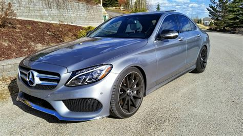 lowered mercedes c400 lowered with new wheels mbworld org forums