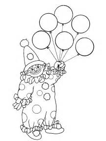 clown colors clown coloring pages coloring pages to print