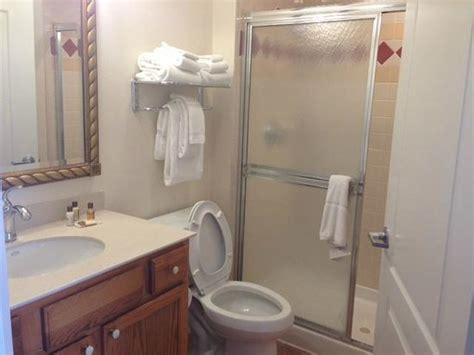 room 9105 2 bedroom villa picture of sheraton vistana room 9105 2 bedroom villa master bathroom