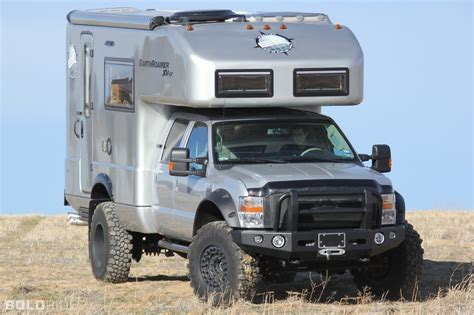 ford earthroamer is an rv the best bug out vehicle the prepper journal
