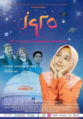 contoh film petualangan sinopsis dan pemeran film iqro merpati tempur
