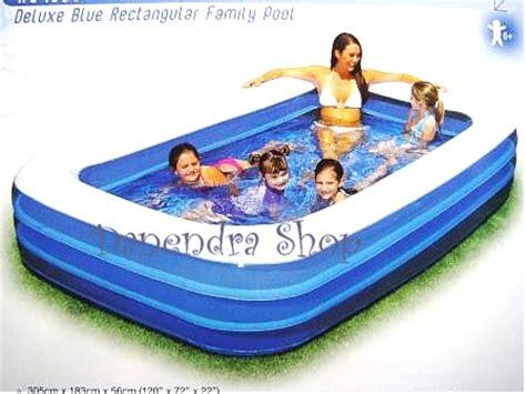 Mainan Anak Pelung Hiu Besar Kolam Renang Pompa Kasur Air Intex berbagai macam produk bestway dll dengan harga grosir or retail kolam plastik