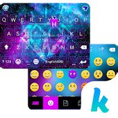 galaxy wallpaper keyboard galaxy pack android apps on google play