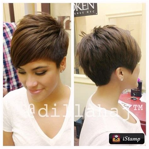 over ear shave hair styles short hairstyles with ear cut out for women over 50