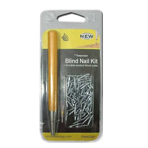 8 Great Products For Nails by Hardware Sales Fastcap Blind Nail Kit With Up To 80