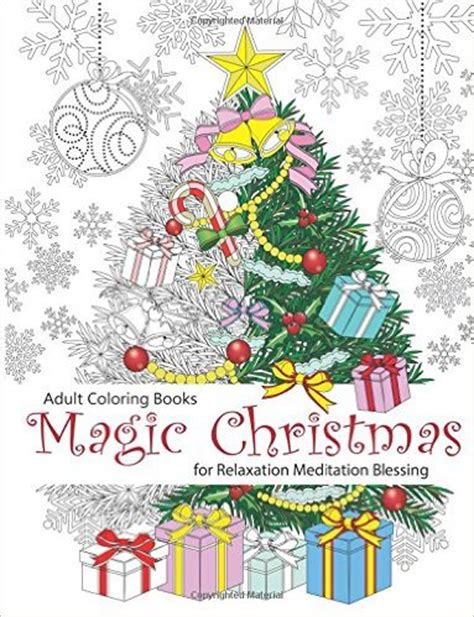 free christmas colouring pages for adults and teens mum