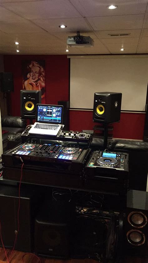 best dj console 27 best dj console with ikea furniture and gas pipes