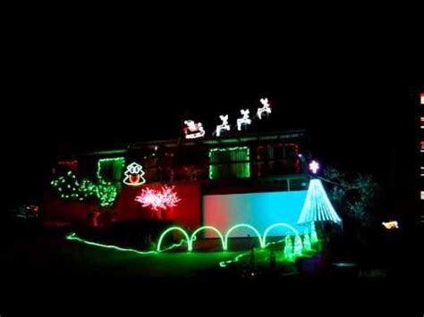 xmas lights party rock anthem gangnam santa youtube