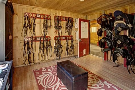 what is a tack room tack room barns