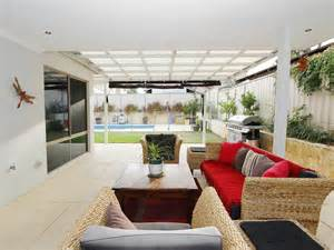 Low Budget Home Interior Design by Outdoor Living Design With Bbq Area From A Real Australian