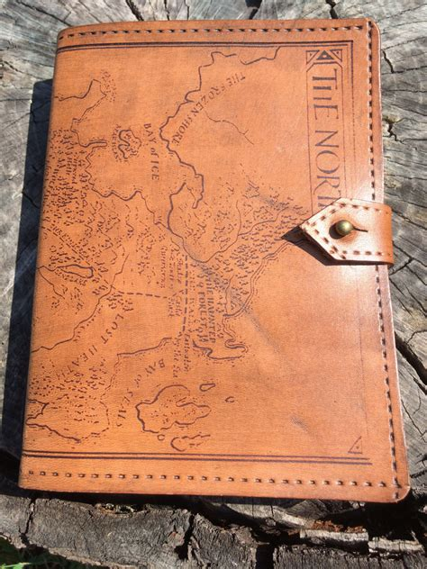 Nvouspcs New 121 Inch Laptop With Custom Paint by Personalized Leather Notebook Of Thrones Map Of
