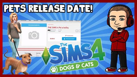 sims  pets release date youtube