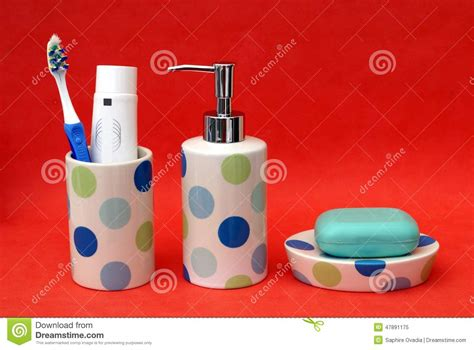 bathroom toiletries bathroom toiletries stock photo image 47891175