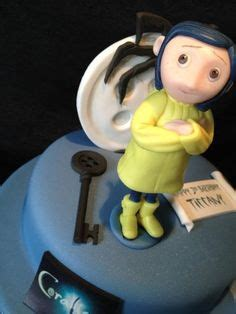 themes in coraline book 1000 images about girly birthday cakes on pinterest