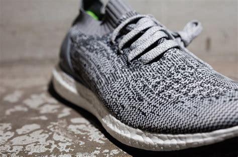 Adidas Ultra Boost Uncaged Grey Primeknit adidas ultra boost uncaged grey sneaker bar detroit