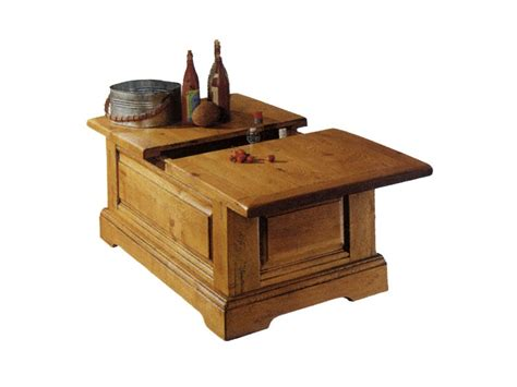 Coffre En Bois 802 by Table Basse Bar Perrine En Ch 234 Ne Massif