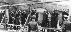 hanging l executedtoday 187 1944 thirteen from the ehrenfeld