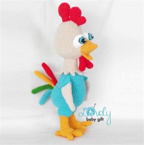 amigurumi rooster pattern free rooster amigurumi pattern amigurumipatterns net