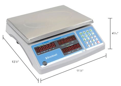 shipping scales weighing scales brecknell b140 counting coin counting scale 60 lb x 0 002 scales scales counting brecknell digital counting coin scale 60lb x 0 002lb 11 1 2 quot x 8 3