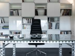 Ultra modern office furniture home office modern with black and white