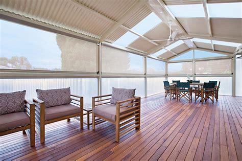 Corrugated Patio Roof Style Ideas Timber Decks Verandahs Amp Patios Gable