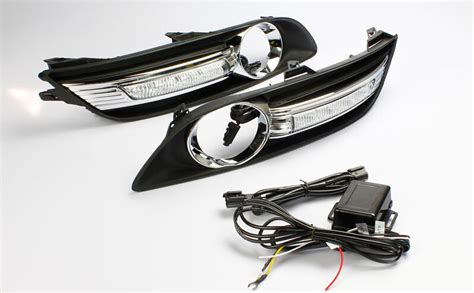 P1 Cover Nissan Sentra 1 6 led drl for sentra 2015 accessories led daytime running