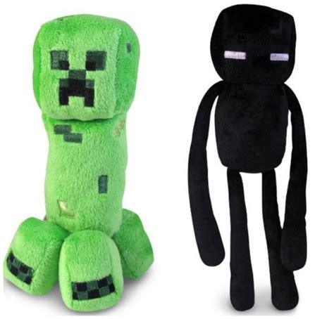 minecraft creeper  enderman  plush toys      shipping living rich
