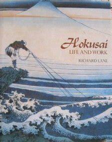 libro hokusai a life in los apetitos de la buza