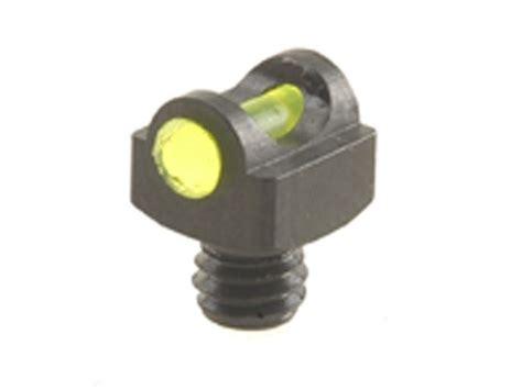fiber optic bead sight marble s expert shotgun front bead sight 094 diameter 5