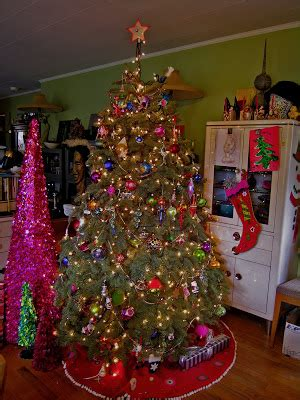 why we have christmas trees santa claus and christmas
