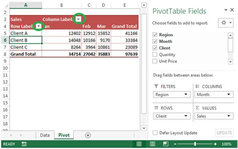excel format as table remove how to show header in excel 2010 remove row column