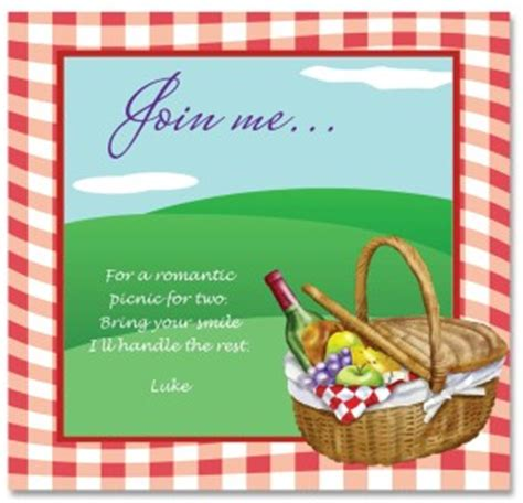 picnic invitation card template printable picnic invitation template