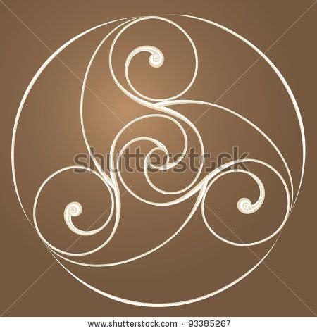 triple spiral tattoo 29 best spiral images on design