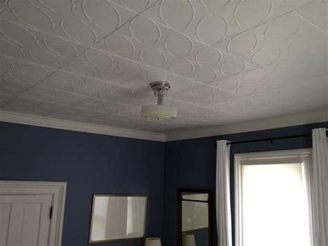 bedroom ceiling panels guest bedroom with r82 styrofoam ceiling tiles www