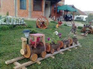 home lawn decoration wooden pots rustic to minimalist find fun art projects to do at home and arts and crafts