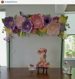 make your home wall beautiful by paper flower wall