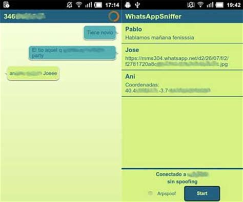 tutorial whatsapp sniffer android whatsappsniffer 輕易在 wifi 下截取 whatsapp 對話 android apk