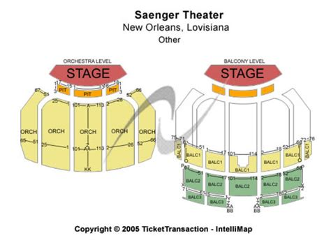 saenger theatre seating capacity saenger theatre tickets in new orleans louisiana saenger