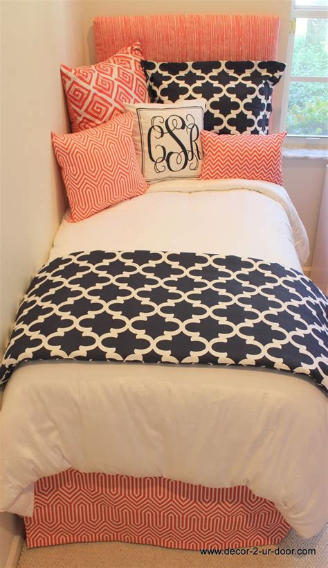 navy and coral comforter best 25 coral room decor ideas on pinterest coral
