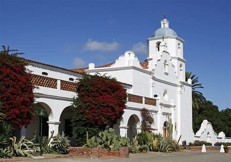 mission san luis rey de francia church in san luis rey