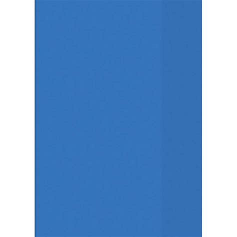 Folie Blau Transparent by Hefth 252 Lle A5 Blau Transparent Folie