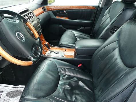 2001 lexus 430 interior pictures cargurus