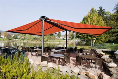 Freestanding Awnings by Markilux Syncra 2 Fix Freestanding Awnings Roch 233 Awnings
