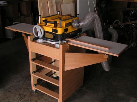 rolling planer stand woodworking   woodworking