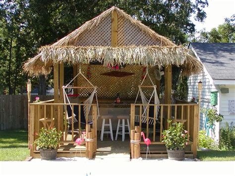Build A Tiki Hut thatching for diy build your own tiki huts and tiki bars